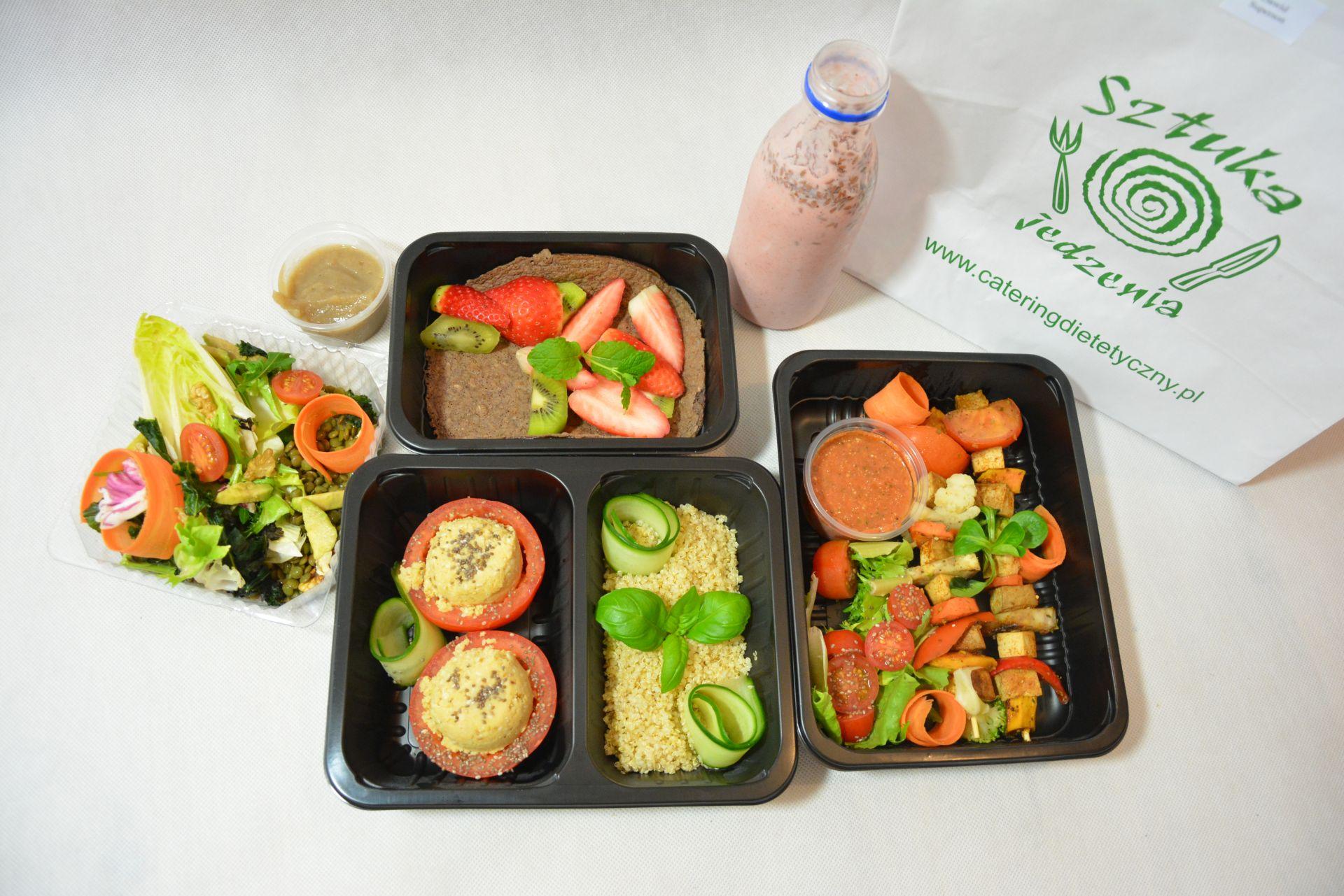 Dieta Wegetarianska Bez Miesa I Ryb Catering Dietetyczny